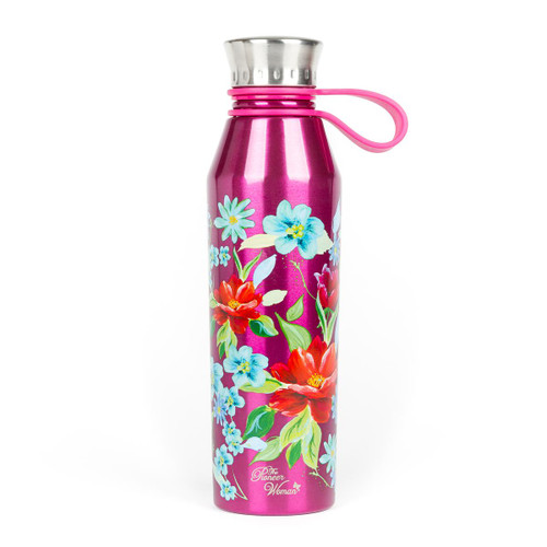 Pink Garden Insulated Stainless Bottles