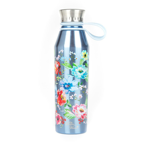 Blue Garden Insulated Stainless Bottles