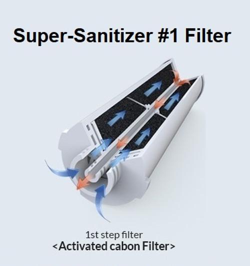 Super-Sanitizer #1 Filter