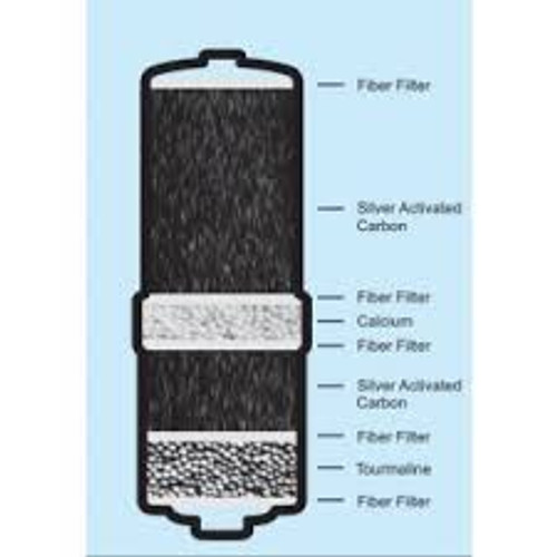 Jupiter Biostone Carbon Filter