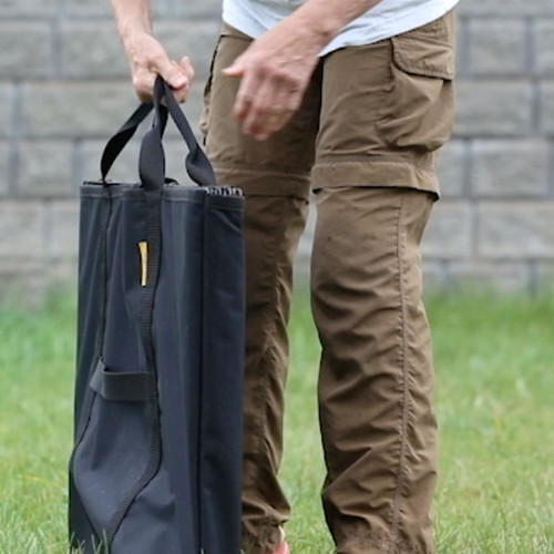 Exercise pen carrying bag .