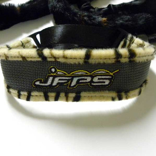 Martingale dog collar and leash - custom embroidered dog collar