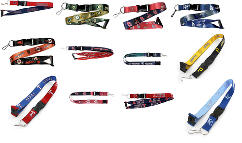 Official MLB Reversable Lanyard Choose Your Team