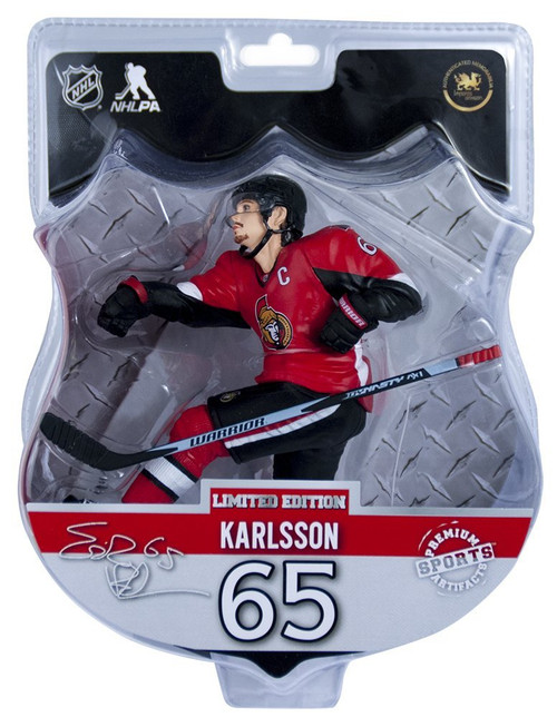 Import Dragon NHL Wave 4 Erik Karlsson Ottawa Senators Limited Edition 3600