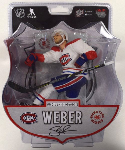 Import Dragon NHL 2016-17 Shea Weber Montreal Canadians Limited Edition