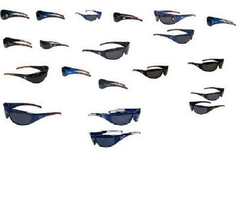 Official MLB Baseball Wrap Sunglasses 3 Dot Team Logo Pick your team