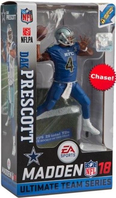 EA Sports Madden NFL 18 Ultimate Team Dak Prescott Dallas Cowboys CHASE