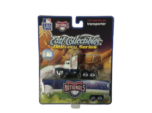 Ertl Collectibles Delivery Series 1:87 Scale Transporter Washington Nationals