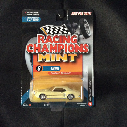 Racing Champions Mint RC005 Series 3 Version A 1968 Pontiac Firebird