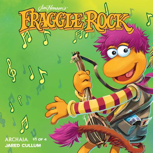 BOOM STUDIOS: JIM HANSON FRAGGLE ROCK #1 SUBSCRIPTION MYLER CONNECTING COVER