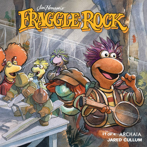 BOOM STUDIOS: JIM HANSON FRAGGLE ROCK #1