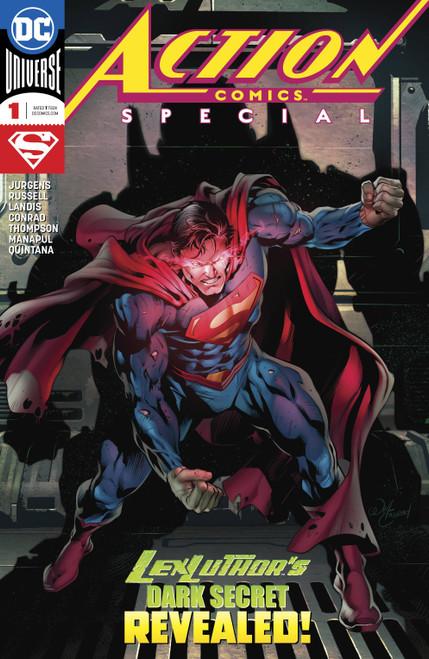 DC COMICS: ACTION COMICS SPECIAL #1
