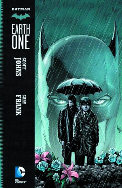 BATMAN EARTH ONE HARD COVER VOL 01