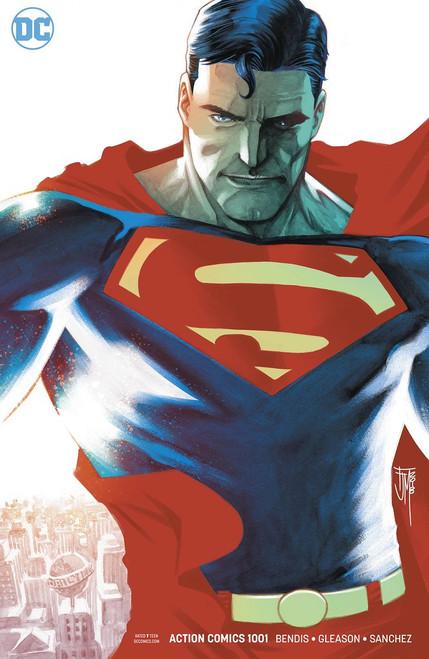 DC COMICS: ACTION COMICS #1001 MANAPUL VARIANT