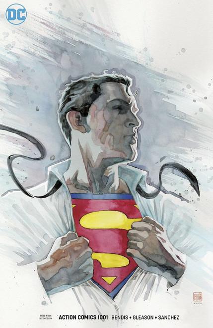 DC COMICS: ACTION COMICS #1001 MACK VARIANT