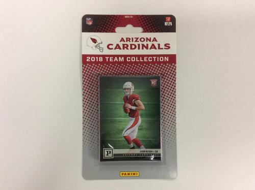 2018 Panini Factory Sealed Team Set - 13 Cards - Arizona Cardinals