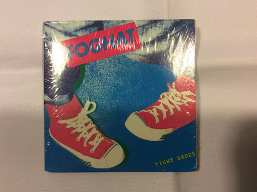 1980 Chu Bops SEALED #12 Foghat - Tight Shoes