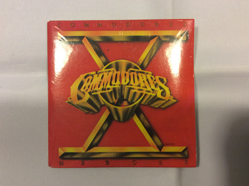 1980 Chu Bops SEALED #11 Commodores Heroes