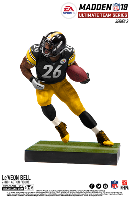 EA Sports Madden NFL 19 Ultimate Team LE'VEON BELL Pittsburgh Steelers