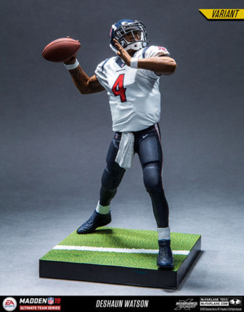 EA Sport Madden NFL 19 Ultimate Team DeShaun Watson Houston Texans White Variant