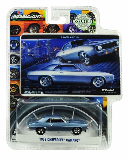 Greenlight 1:64 1967 Chevrolet Camaro Bill Hielscher Bardahl Hobby Exclus CHASE