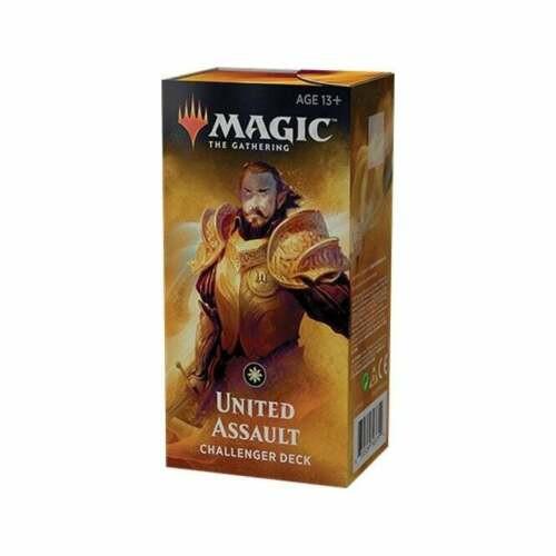 Magic The Gathering: Challenger Deck United Assault