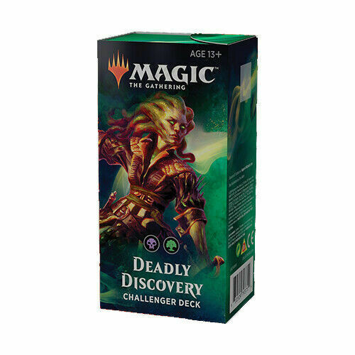Magic The Gathering: Challenger Deck Deadly Discovery