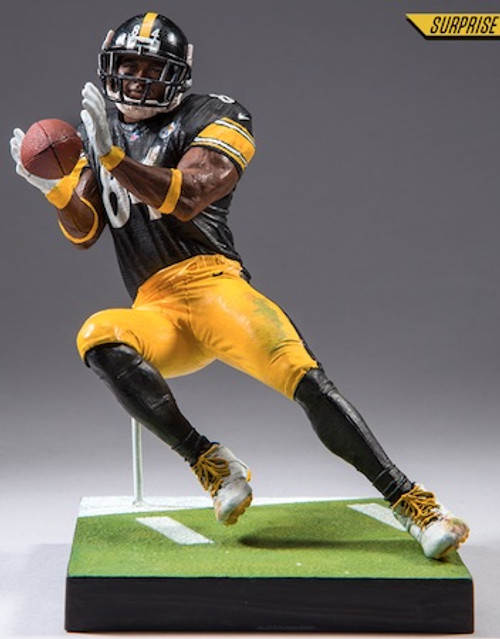 EA Sports Madden NFL 19 Ultimate Team ANTONIO BROWN Pittsburgh Steelers CHASE
