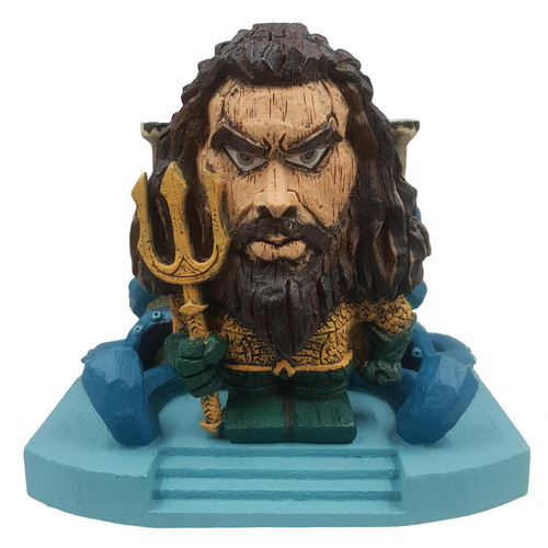 "FOCO Eekeez Figurine, Aquaman Scene, 4"" Two Pieces"