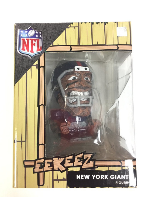 FOCO New York Giants Generic Player Eekeez Figurine, 4""