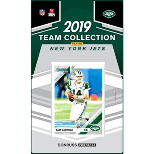 2019 Donruss Factory Sealed Team Set New York Jets