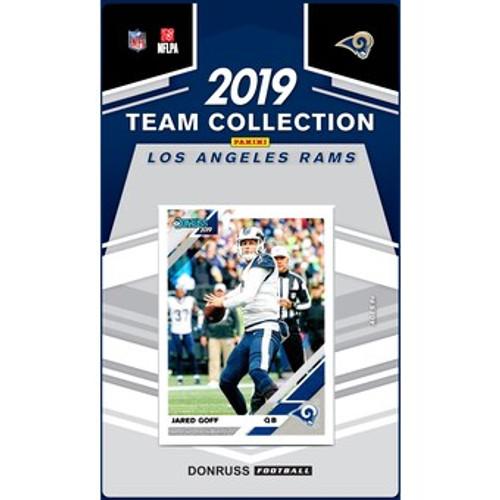 2019 Donruss Factory Sealed Team Set Los Angeles Rams