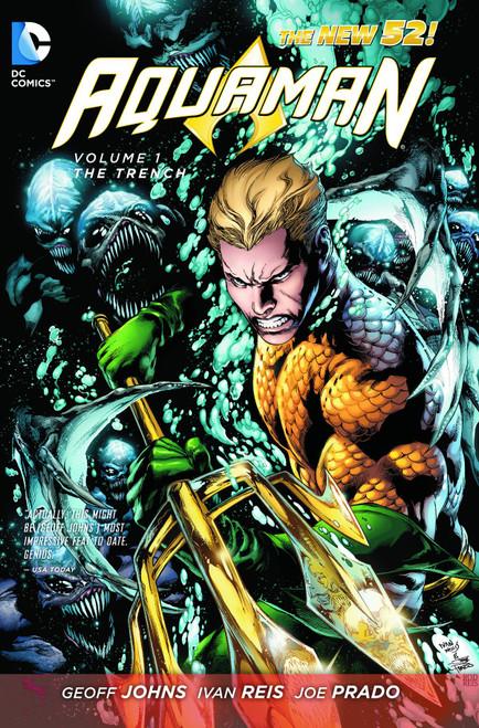 DC COMICS: AQUAMAN TP VOL 01 THE TRENCH (N52)
