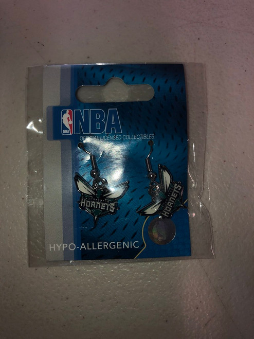 Officially Licensed NBA Team Dangle Earrings - Pick Your Team