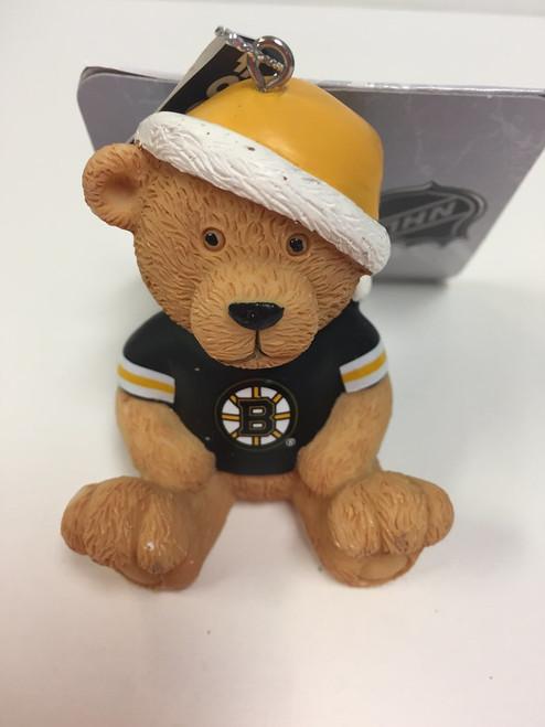 NHL Team Jersey Bear Ornament Choose Your Team