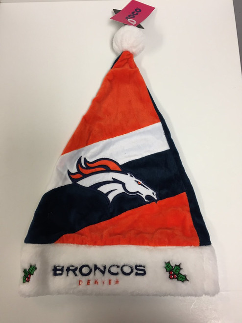 NFL Football Team Logo Christmas Holiday Santa Hat - Choose Your Team