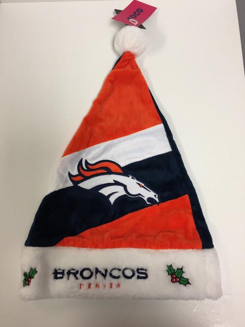 NFL Football Team Logo Christmas Holiday Santa Hat - Choose Your Team