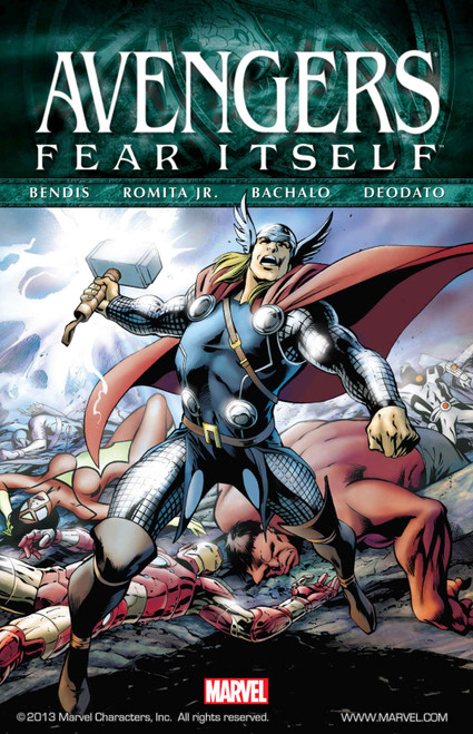 Avengers: Fear Itself Paperback