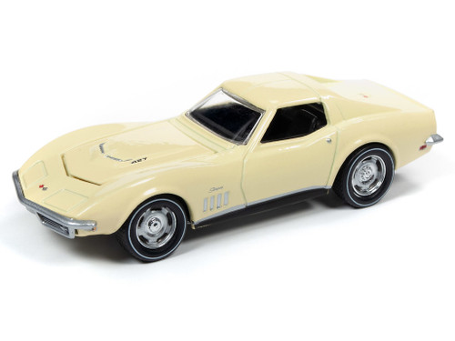 Racing Champions Mint RC010 Ver B 1969 Chevrolet Corvette