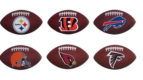 NFL Football Team Logo Magnet Car or Fridge Pick Your Team