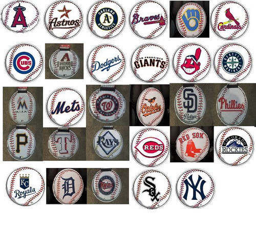 MLB Die-Cut Felt Pennant You Choose Your Team - MADE IN USA