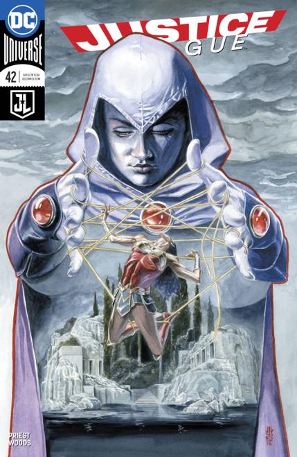 DC COMICS: JUSTICE LEAGUE #42 VARIATION