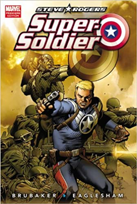 Captain America: Steve Rogers, Super-Soldier