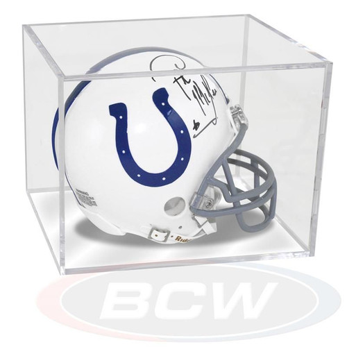 BALL QUBE MINI HELMET DISPLAY - UV