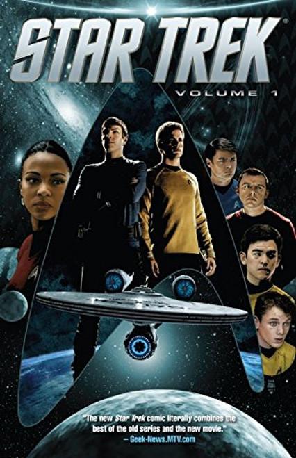 Star Trek Ongoing (2011-2016) Vol. 1