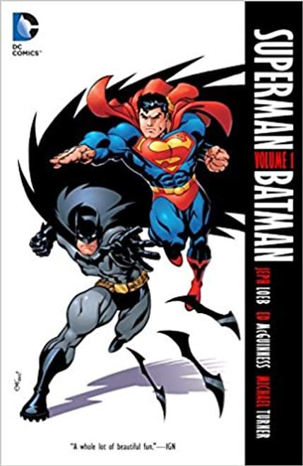 Superman/Batman Vol. 1 Paperback – Illustrated