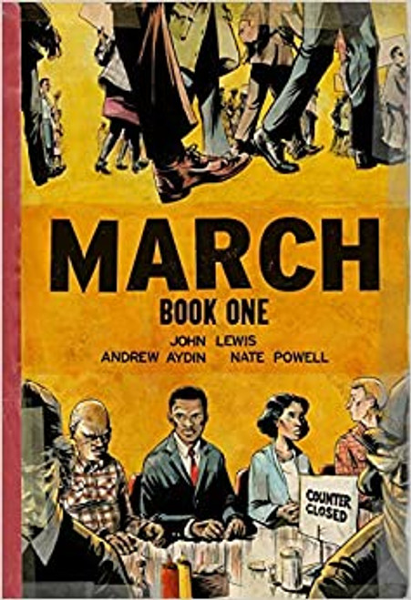 MARCH GN BOOK 01