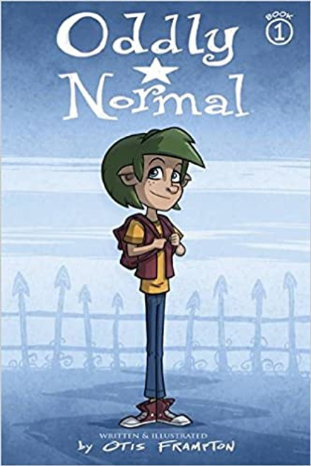 Oddly Normal Book 1 Paperback