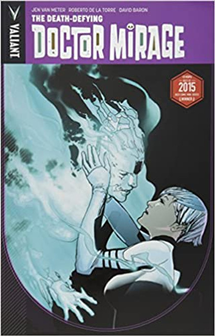 The Death-Defying Dr. Mirage Paperback