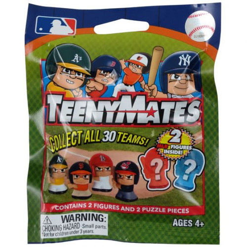TeenyMates MLB Batters Series 1 One Pack